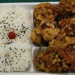 日本亭 - 料理写真:デカカラ弁当