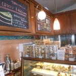 バーゼル - やっぱりケーキのお店♪