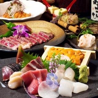 【期間限定】スペシャル価格の特別宴会コースを多数ご用意!