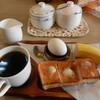 Shiraki - 料理写真:モーニングセット