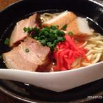ダイニングキッチン Tommy - 沖縄そば 765円