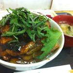 ぶた福 - しそ豚(950円)