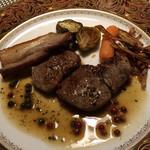 Bistorot Queue de Cochon - オーストラリア産ヒレ肉のステーキ