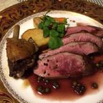Bistorot Queue de Cochon - 鴨肉のソテー