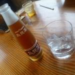 レストラン 最高地点 - 「烏龍茶 (310円)」