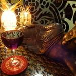 ウボンラッ - グラスワイン