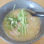 しおさい - 鶏そば(塩)680円