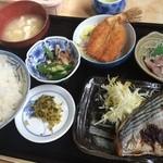 大漁 - 料理写真:日替わり定食(600円)