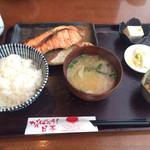 29250848 - 鮭の西京焼き