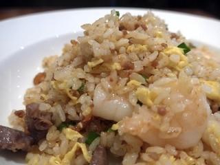 中国料理 仙ノ孫 - 極上チャーハンアップ