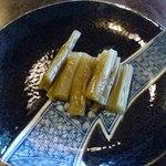 藤蔵屋 - 野沢菜