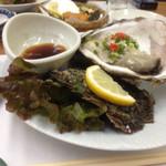 今井総本店 - 岩牡蠣〜〜このコク、旨味、濃縮〜