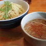 29253680 - 京都塩元帥の塩つけ麺800円(14.03)