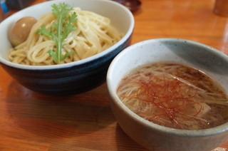 京都塩元帥  - 京都塩元帥の塩つけ麺800円(14.03)