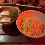 ラーメンBAR やきそばー HIT - 醤油つけめん(201310)