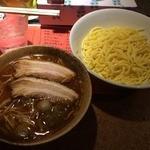 ラーメンBAR やきそばー HIT - 醤油つけめん(201404)
