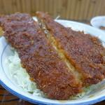 とんかつ 番番 - 料理写真:会津豚リブロース