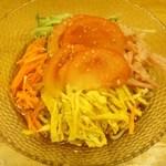 居酒屋 ちとも - 中華冷麺
