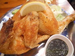 串サンロク - 半身鶏の素揚げ