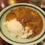 そば処乃ぶよし - ミニカレー丼