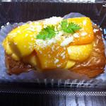 ベルテコ - 期間限定のマンゴーのペストリー