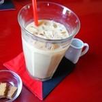 サイトウコーヒー - ロイヤルアイスミルクティー