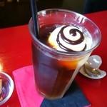 サイトウコーヒー - アイスコーヒーフロート