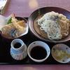 へんこつうどん - 料理写真:天ざるうどん(896円、大盛り1058円)