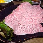 29262182 - 「すきしゃぶ超特選カルビー」2200円