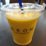 GROM - フラッペ ピッコロ マンゴー×レモン