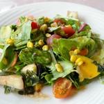 シェヴー - 野菜サラダ