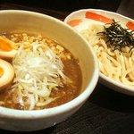 小平うどん - ガッツリごまダレつけ麺!400g