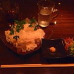 バー リフィル - 期間限定メニュー 素麺