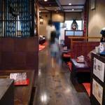 やぶ忠 - 2014.6.29現在 店舗内部