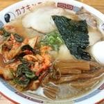 カナキン亭本舗 - カナキンチャーシュー麺 1000円