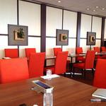 レストラン121ダイニング - 以前のブルーの椅子からオレンジになって明るくなったかも!雰囲気いいです♪
