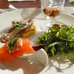 レストラン121ダイニング - 【Plazaコース】3,150円の前菜♪