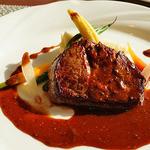レストラン121ダイニング - 【Plazaコース】3,150円の肉料理。お肉やわらかで美味♪