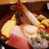 亀喜寿司 - 料理写真:塩釜醍醐味丼