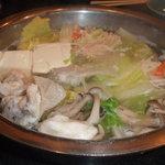ふぐ乃小川 - ふぐ鍋