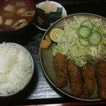 2927899 - カキフライ定食