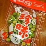 シバチョウ - 豆(100円)
