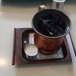 砂時計 - アイスコーヒー