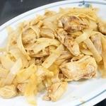 GuGu - ジャガイモと鶏肉の生姜焼き
