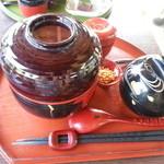 三溪園茶寮 -