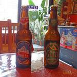ガラムマサラ - ネパールビール2種
