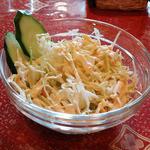 ガラムマサラ - Aセットのサラダ