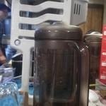 麺屋KABOちゃん - かき氷の機械