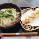 Udonkurafujitaya - ひやひやと竹輪天