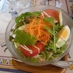 ラ・クレープリー - 大サラダ